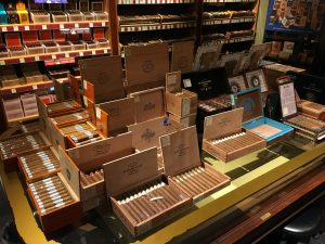 Cigar Aficionados Will Love NYC's Nat Sherman Cigar Shop