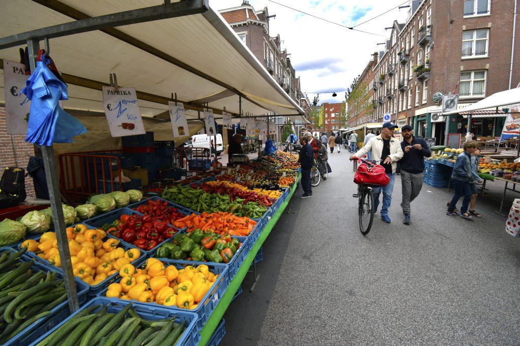 Fun Things to do in Amsterdam - De Hallen Food Market