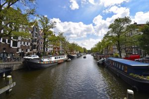 Fun Things to do in Amsterdam - Jordaan Canal