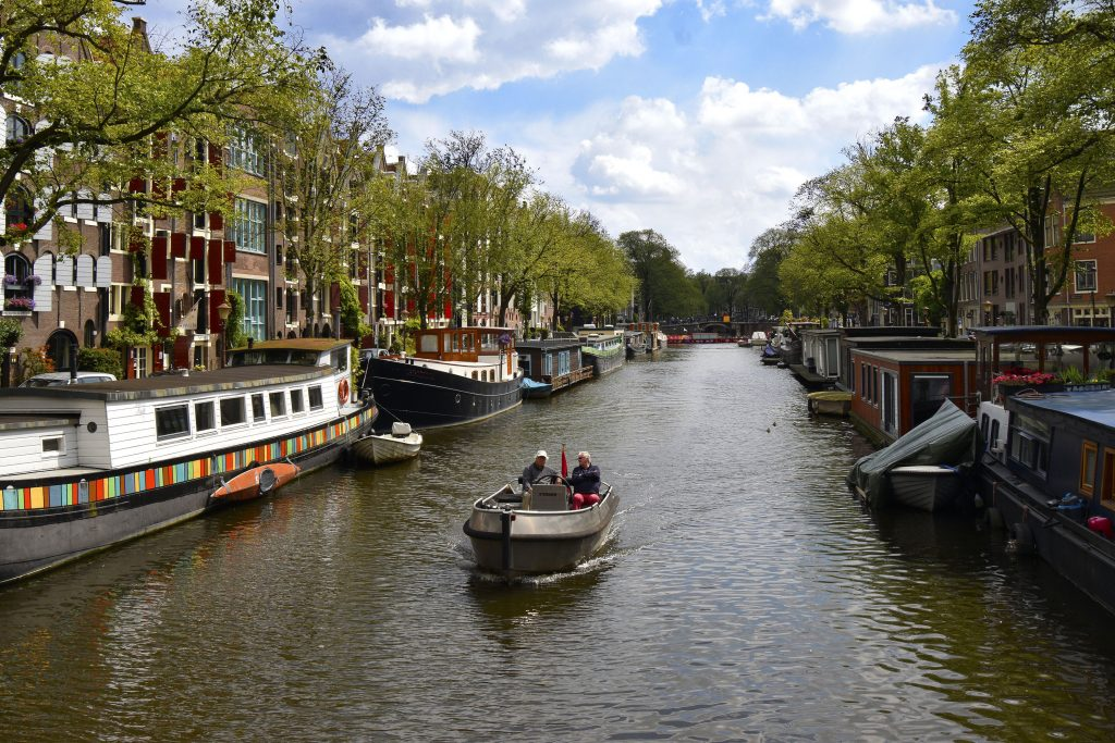 Fun Things to do in Amsterdam - Rent a Canal Boat