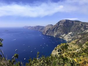 Hiking the Path of the Gods on the Amalfi Coast