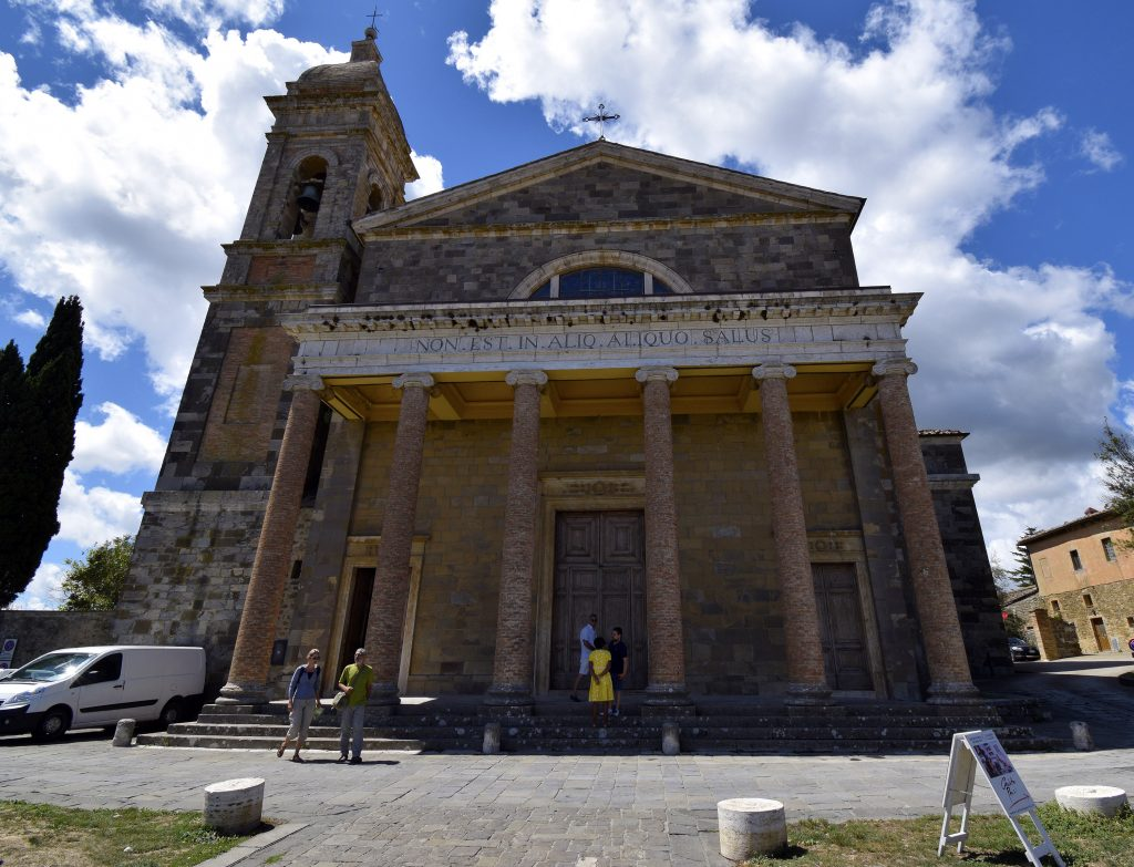 Things to Do in Montalcino - Cathedral of San Salvatore (the Duomo)