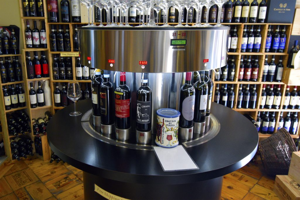 Things to Do in Montalcino - Enoteca Di Piazza Wine Tasting