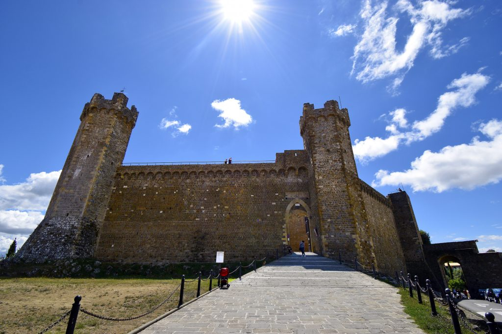 Things to Do in Montalcino - Fortress of Montalcino