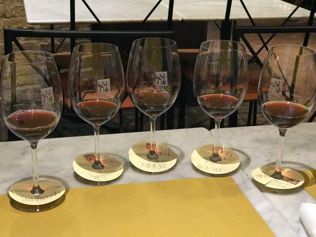 Things to Do in Montalcino - Fortress of Montalcino Enoteca Wine Tasting