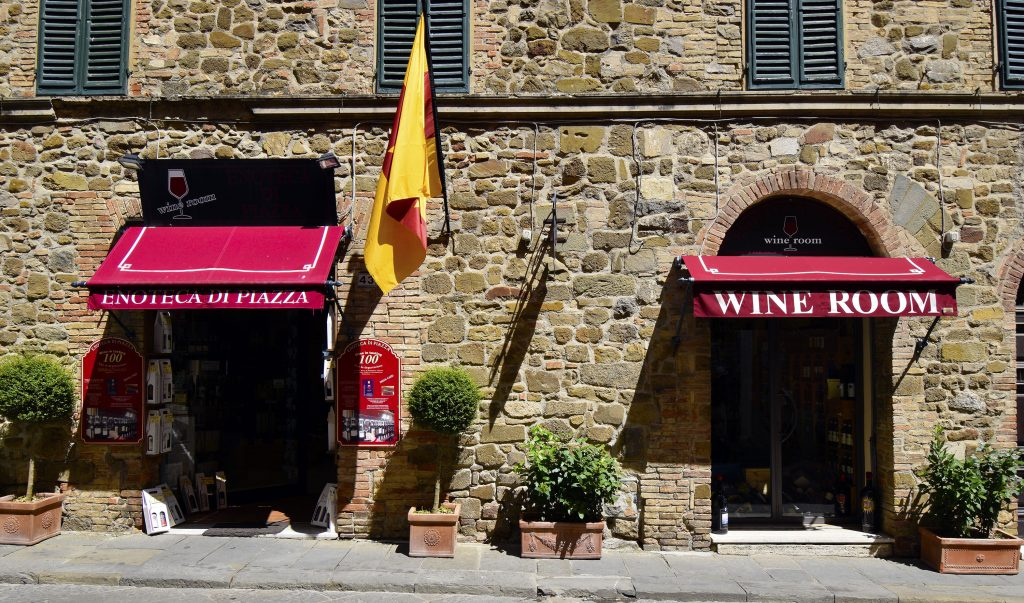 Things to Do in Montalcino - Tour the Enotecas