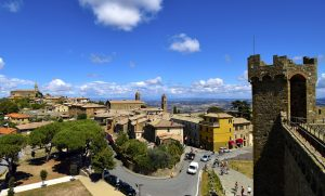 Things to Do in Montalcino - View of Town from Fortress